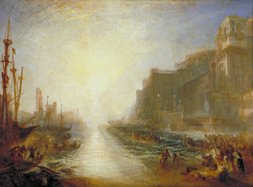 Regulus by J.M.W. Turner