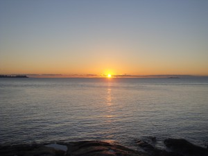 Sunset BM