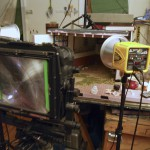 Camera in place by Lori Nix