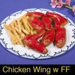 Chicken Wing by Lori Nix