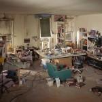 Living Room by Lori Nix