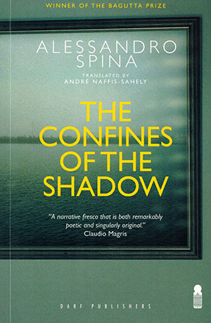 Spina Book Cover